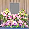 祭壇生花装飾
