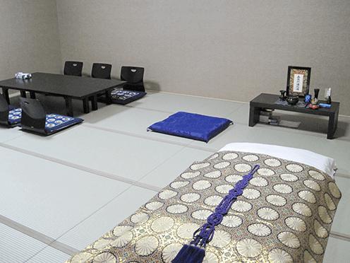 泉屋 大宮メモリアルホール霊安室
