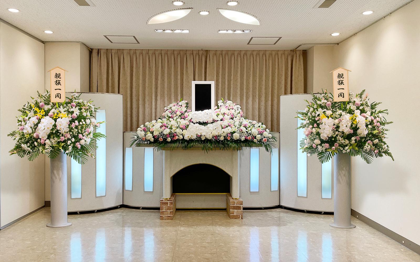 泉屋 高井田メモリアルホール