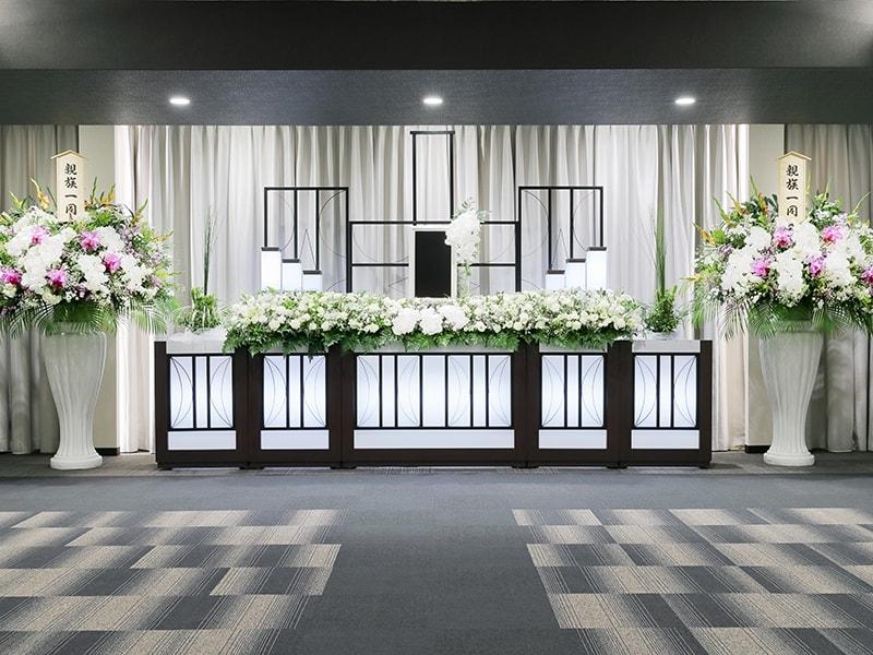 泉屋 香芝メモリアルホール1階ホール