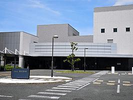 大阪市立 鶴見斎場【公営斎場】外観
