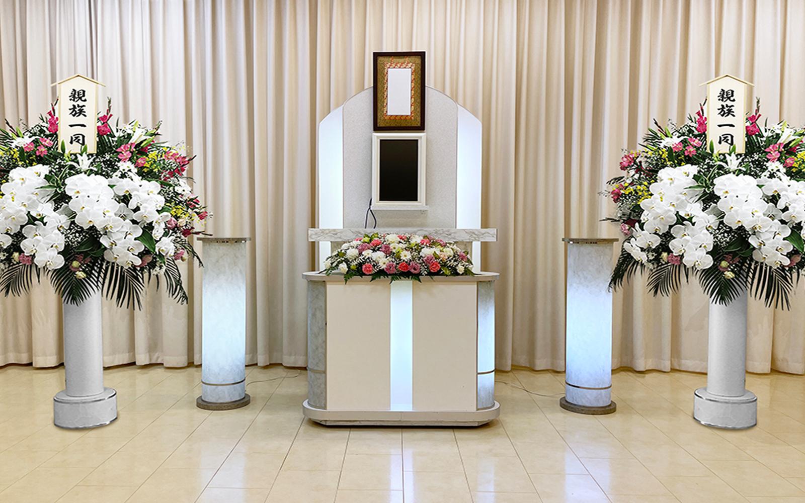 【家族葬】46.8プラン